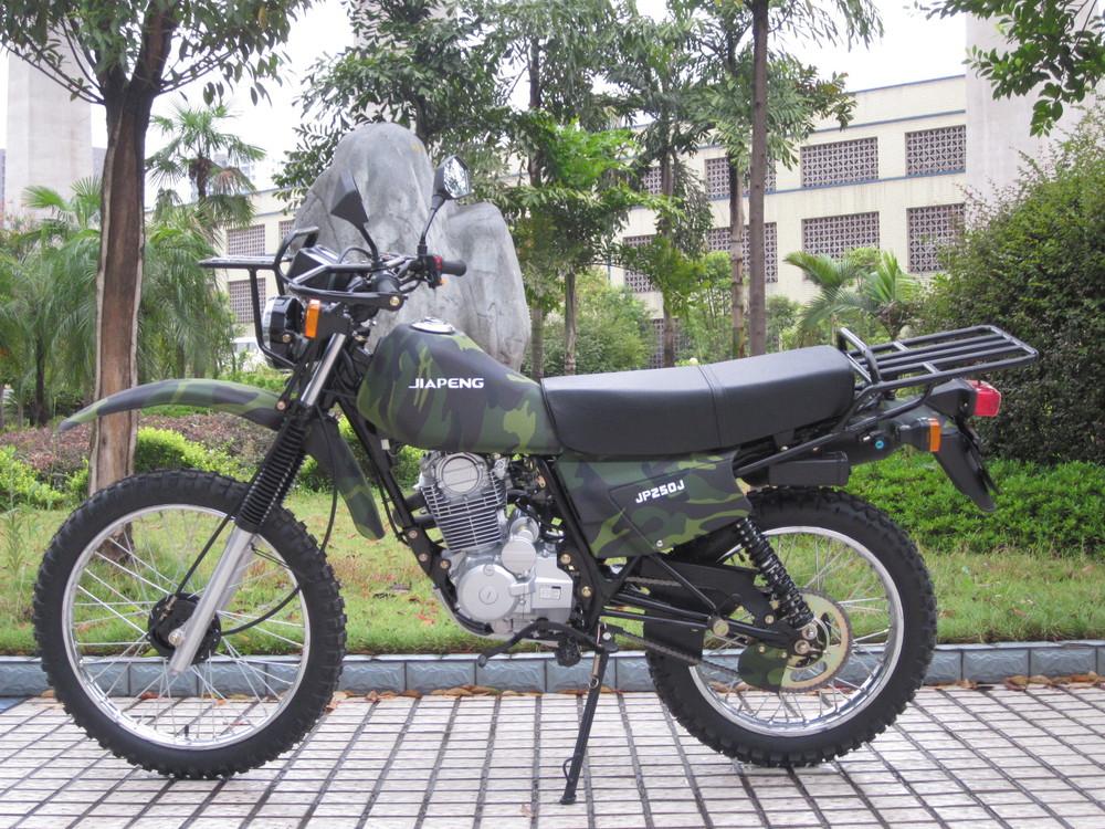 Dirt Bike Off Road Motorcycle Military Style Motorcycle