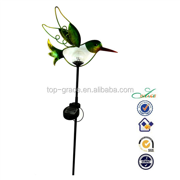 Solar Hummingbird Garden Stake, Solar Hummingbird Garden Stake Suppliers  And Manufacturers At Alibaba.com