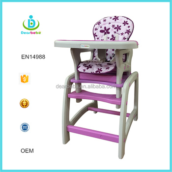 EN14988 Ningbo Dearbebe Multi-functional Child Highchair Plastic Kids Table and Chair Baby High Chair  sc 1 st  Alibaba & En14988 Ningbo Dearbebe Multi-functional Child Highchair Plastic ...