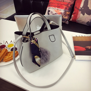 in stock Cheap Price Ladies handbag manufacturer china new 2 sets tote bags low MOQ