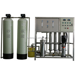 0.5-50T industrial RO water purification systems Reverse Osmosis Water plant price