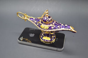 New Products 2015 Aladdin Genie Lamp indian wedding return gift ideas