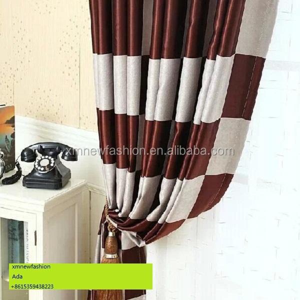 blanco y negro con dibujos cortina cortinas de estilo simple y clsico tela blackout cortina de