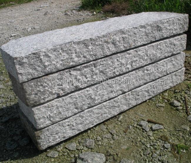 Granite Curb Pricing : سعر المصنع حجر الرصيف الغرانيت الطبيعي الجرانيت كبح