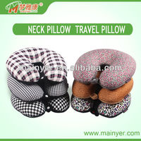 beads neck pillow/ polystyrene beads pillow/ neck pillow micro beas