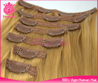 7A 8A 9A Wholesale peruvian Human Hair Cut Crochet Clip In Hair Extension