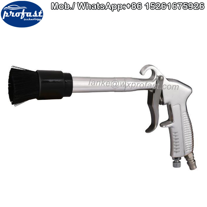 Portable Tornado Foam Gun For Car Paint Car Tornado Blowing Dust Gun Echolink Tornado