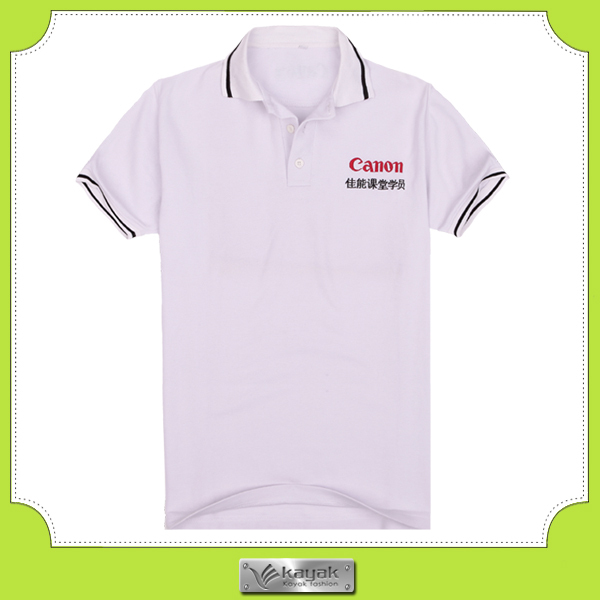 410a0516 Custom polo t shirts lastest new design color combination polo t shirt
