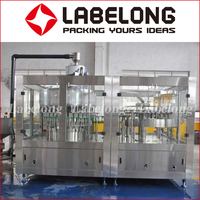 Best Choice 3 in 1 Full Automatic Bottled Pure Water Filling Machine/water plant machinery / production line