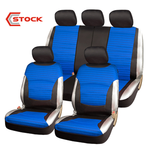 Lumbar-Support Luxury Fancy Designer Leather Car Seat Cover