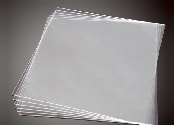 Fluorescent Acrylic Sheets Clear Square Plastic Acrylic