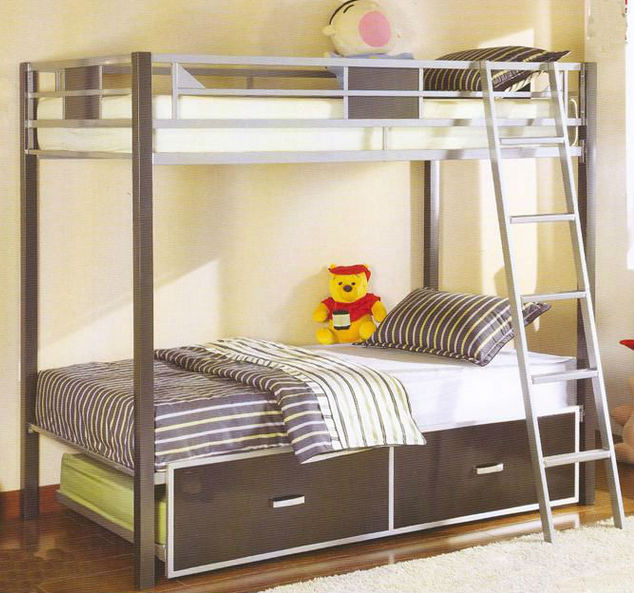 Bunk Bed Bedroom Design
