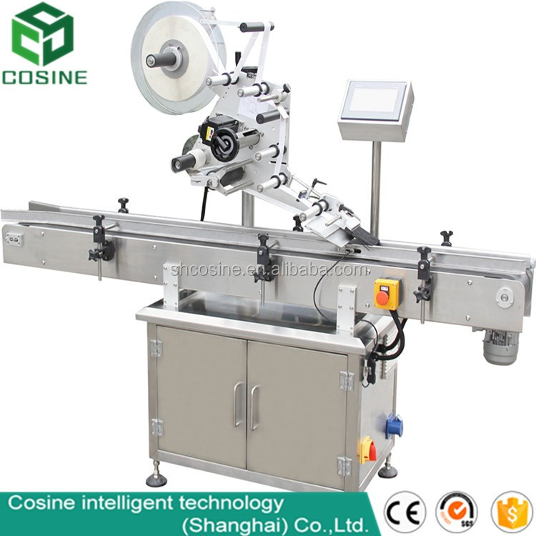 Candy Jar Capping Machine manual labeling machine with low price