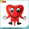 Hot sale Four Style Emoji balloons/Heart shape smile balloons in Red and Yellow Color