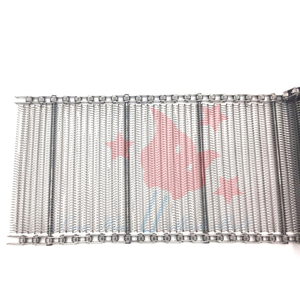 Stainless Steel Metal Chain Conveyor Mesh Belt