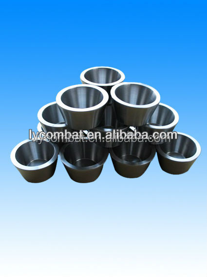 Hot sale Annealing 7cc Tungsten pot for evaporation source