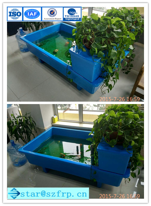 Fiberglass Koi Pond Fiberglass Fish Farming Tank Buy Frp Fish Tank Fiberglass Pound Grp Fish