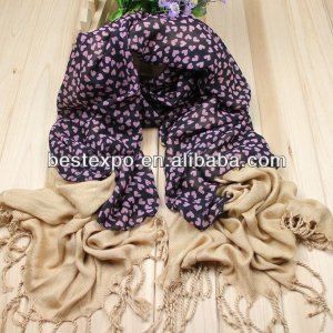 new girl long chiffon viscose magic scarf shawl wholesale