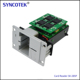 Synco High Quality Manual Smart RFID Credit/SIM/Magnetic Kiosk Card Reader and Writer Vending/Gaming/ATM Machine SK-285P