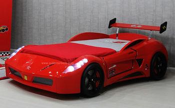 lit d 39 auto ferrari v7 2013 buy turbo voiture lit product on. Black Bedroom Furniture Sets. Home Design Ideas