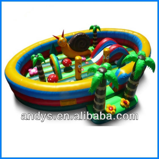 Childrens Inflatable Trampoline
