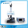 2016 new style LCD rotary marking pneumatic Dot Peen Marking Machine for Metal Tube