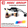 led headlight assembly for cars tail lamp head lights in stock h4