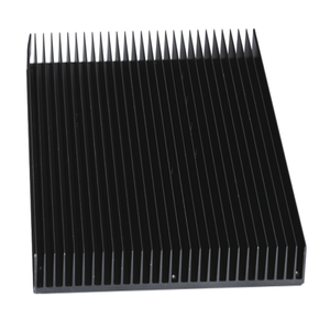 extruded large aluminum extrusion heatsink in Guangzhou city