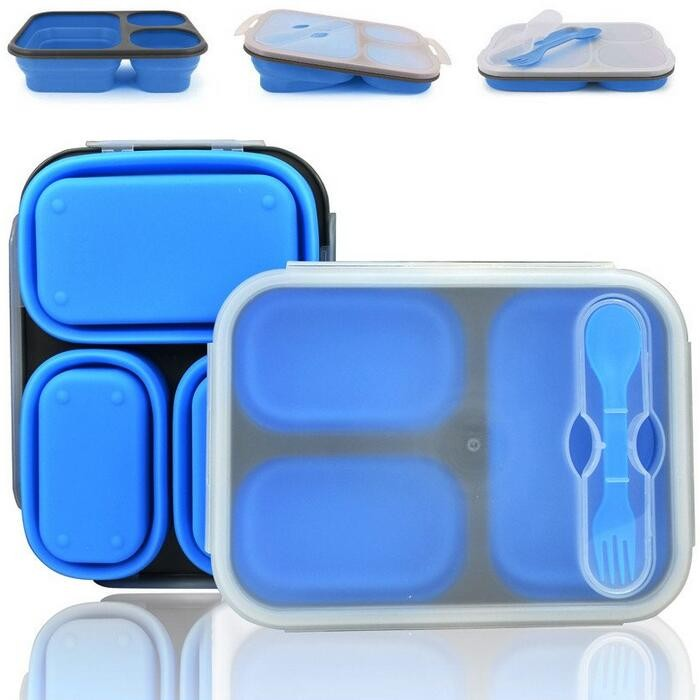 Amazon hot food grade bento lunchbox for kids eco friendly food container
