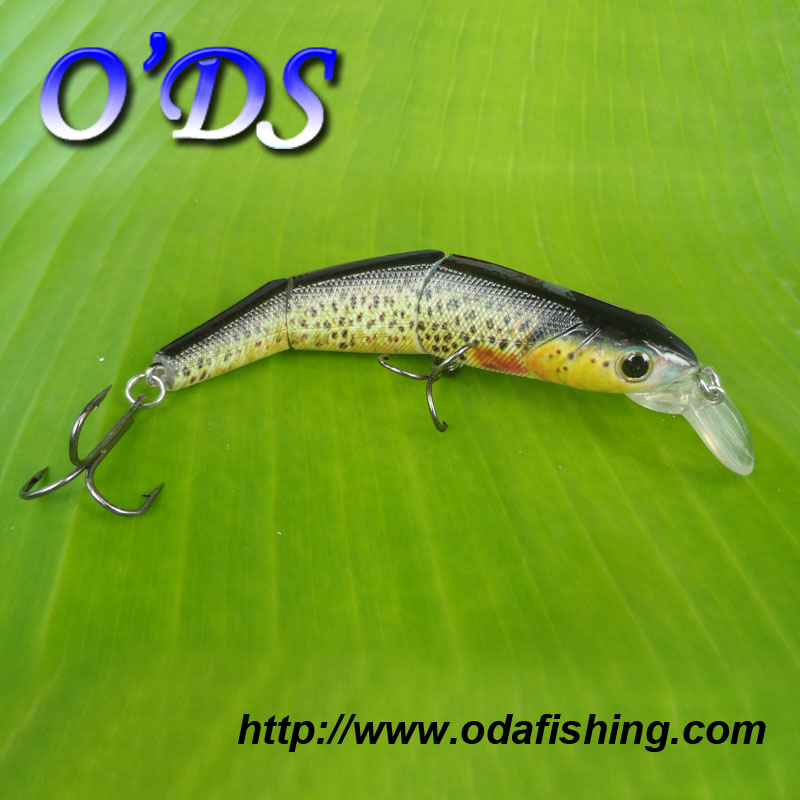Oem lures with very durable structure 3d mold make drawing for Personalized fishing lures