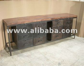 Industrial Drawer Sideboard Unit Buy Industrial Metal Drawer Unit Product On Alibaba Com