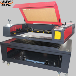 1390 1490 1410 separated shelf rubber / wood / MDF / acrylic Laser Cutting Machine