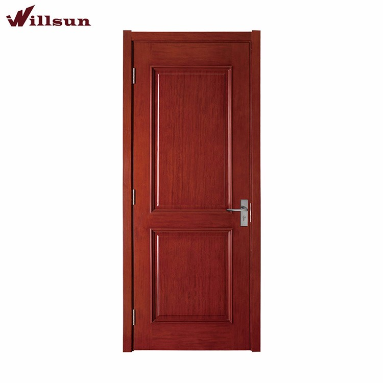 Bedroom Door Design Solid Wood Interior Ghana For China