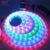 IP67 Waterproof 5050 RGB DC12V 6803 IC Dream Magic Color LED Strip Light with 133 Program 6803 Controller