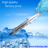 Retail box package Containing 25% silver thermal conductive grease compound CPU / GPU Processor cooling thermal paste