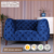 French Single Seat Sofa Whole Velvet Button Tufted Upholstered Chairs Antique Style Living room furniture