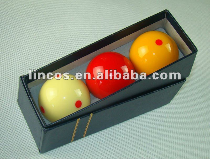 Phenol Formaldehyde Carom Tv Balls