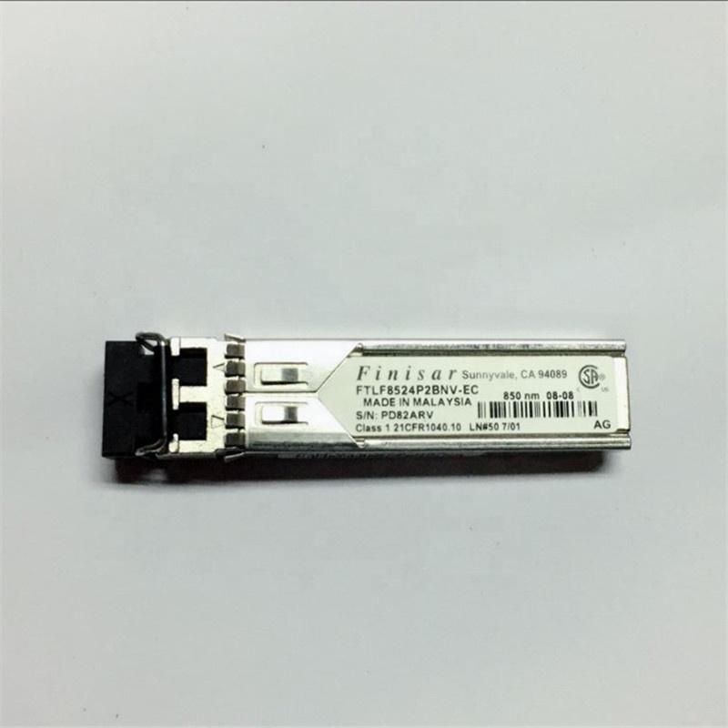 Refurbished FCM-8520-3 Finisar Original GBIC 1000BASE Copper T RJ45  100m C-Temp
