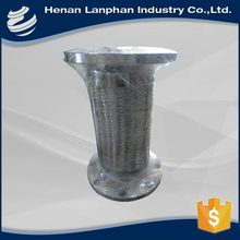 brand stainless steel flexible vacuum bellow hose