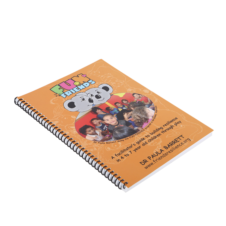 ODM / OEM Customized hard cover hard cover kids english story book
