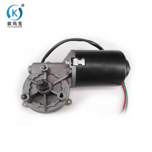 High Torque Gear Motor Aluminum Alloy Massage Chair 1Kw 24V Dc Motor