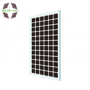 China transparent BIPV 350w double glass solar panel with all certificate in the world market