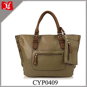 e1241fc2b9 2017 Custom Tote Bag Urba PU Leather Ladies Tote Bags Leather Handbag