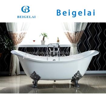 Popular Antique Cast Iron Claw Foot Bath Bathtubs For Sale Of Bgl 83