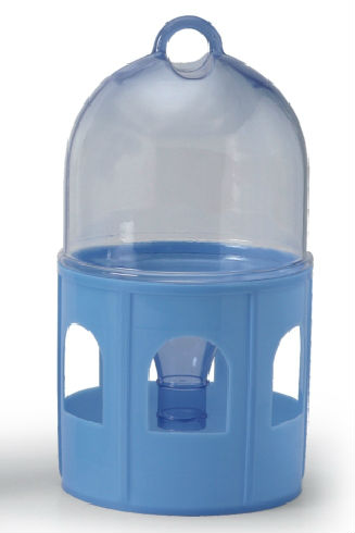 Tower watter bottle drinker J-2A (1.8L) Poultry drinker