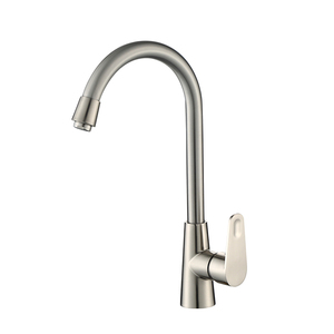China factory zinc kitchen sink water faucets