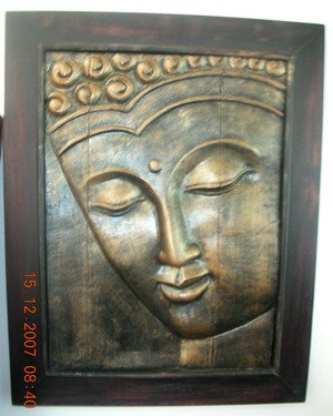 buddha head frame buy buddha picture frame product on alibabacom