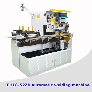 Automatic welding machine/paint tin cans equipment/oil can machine