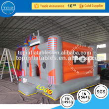 High quality cheap bouncy castle outdoor inflatable shootout sport game inflables juegos with low price
