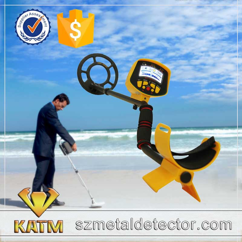 CD Display Underground Metal Detector Gold Detecting Device